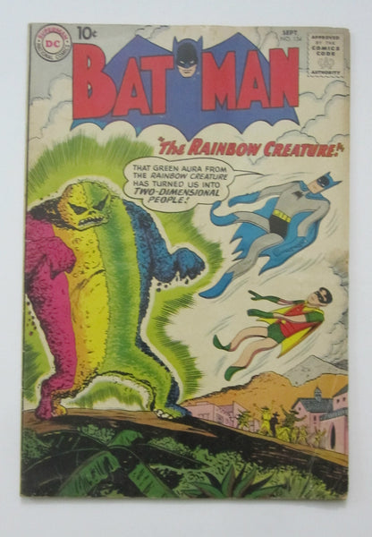 Batman #134 (Sept 1960, DC) VG/FN 5.0