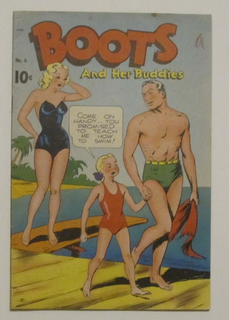 Boots and Her Buddies #6 (Dec 1948, Pines) FN/VF 7.0