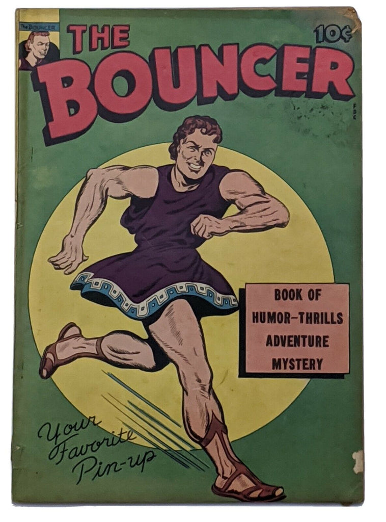 The Bouncer nn (1944 Fox) VG- 3.5
