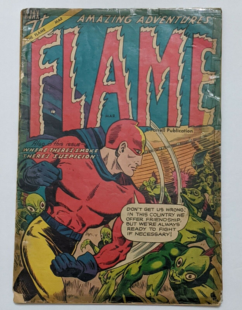 The Flame #2