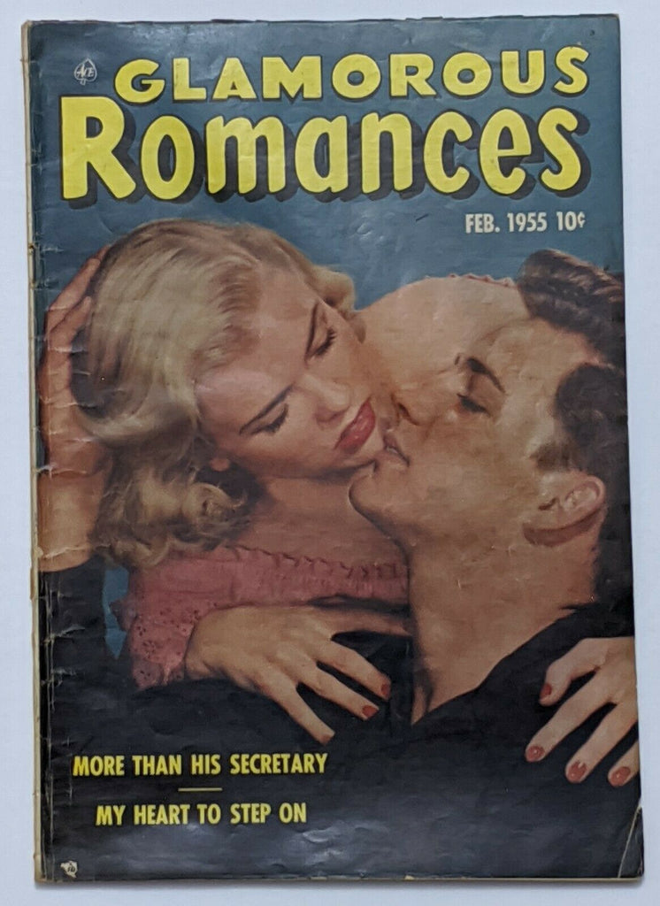 Glamorous Romances #80 (Feb 1955, Ace) G/VG 3.0 Photo cover