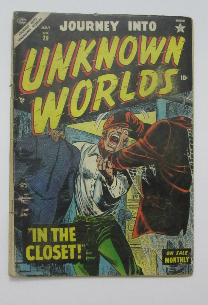 Journey Into Unknown Worlds #29 (Jul 1954, Atlas) Good 2.0