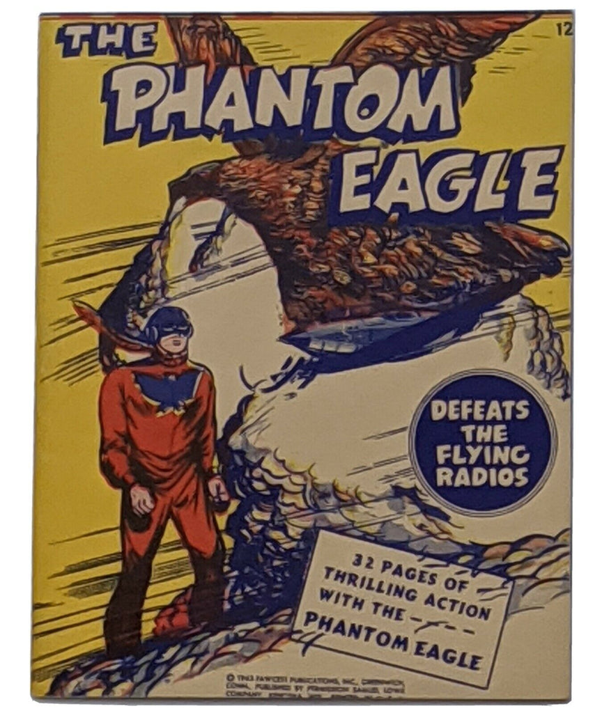 Phantom Eagle Mighty Midget Comics 1942 Fawcett VF/NM 9.0