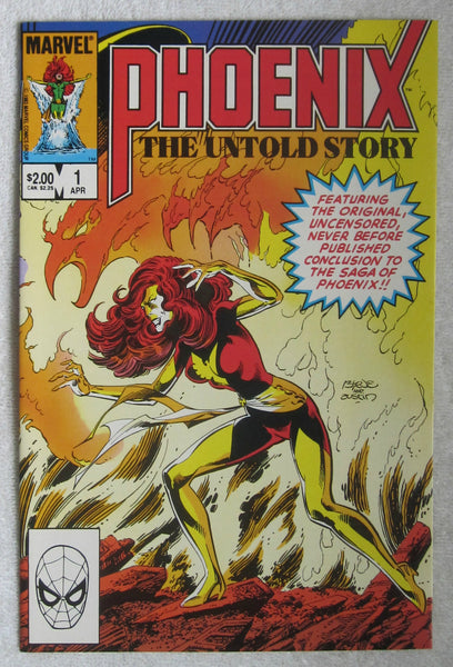 Phoenix The Untold Story #1 (Apr 1984, Marvel) NM 9.2