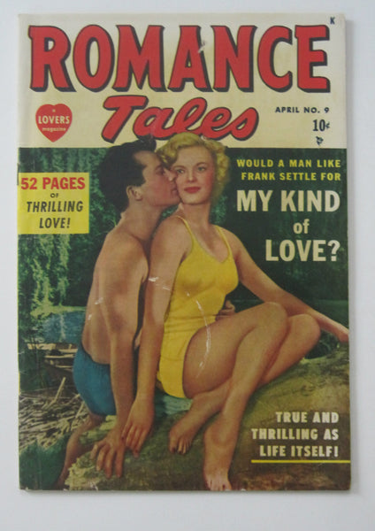Romance Tales #9 Apr 1950, Marvel) VG/FN 5.0