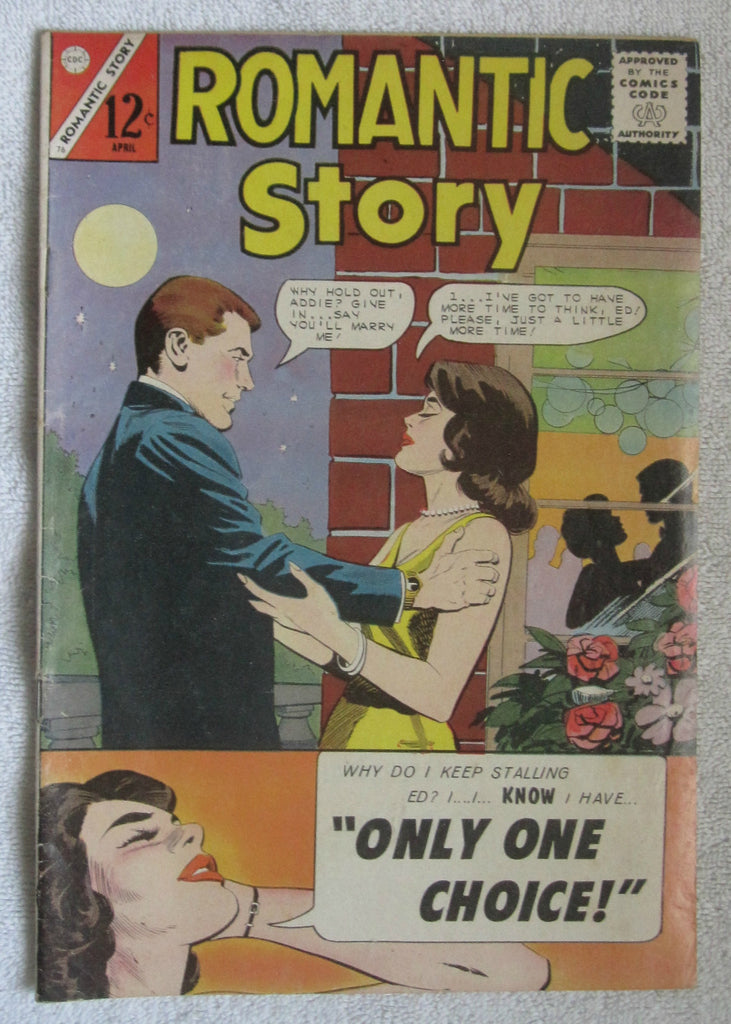 Romantic Story #76 (Mar-Apr 1965, Charlton) VG 4.0