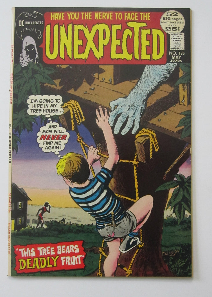 Unexpected #135 (May 1972, DC) VF/NM 9.0