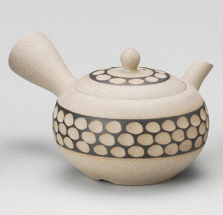 HIRAMARU DOT CUT TEA POT