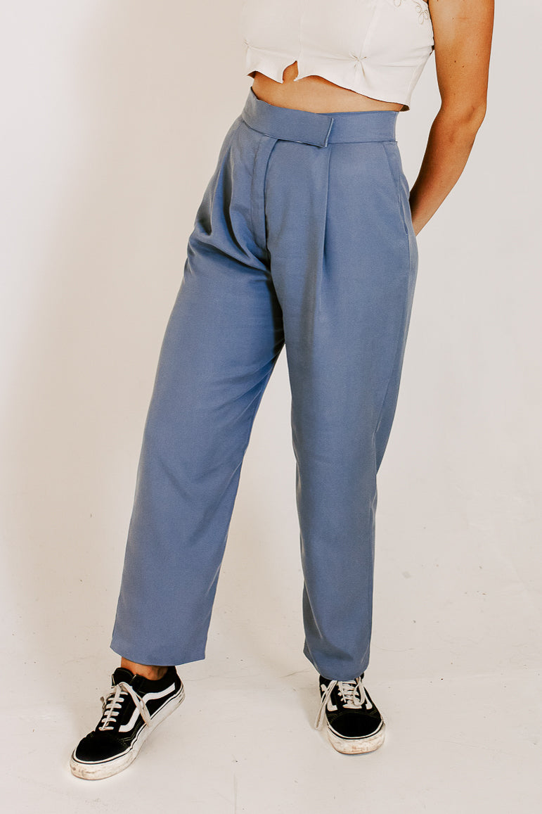 The All-Day Trousers in TENCEL™ Lyocell