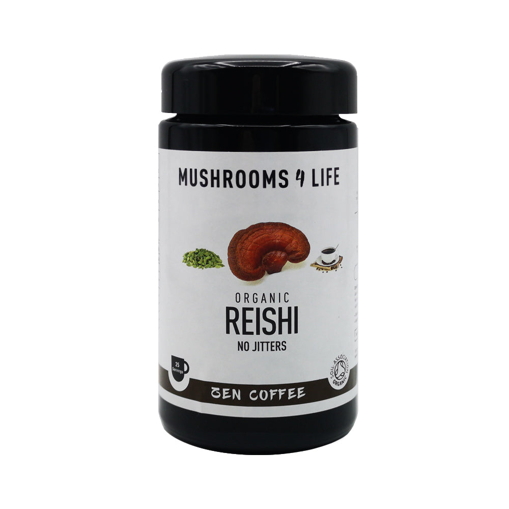 Mushrooms 4 Life Organic Reishi Zen Coffee