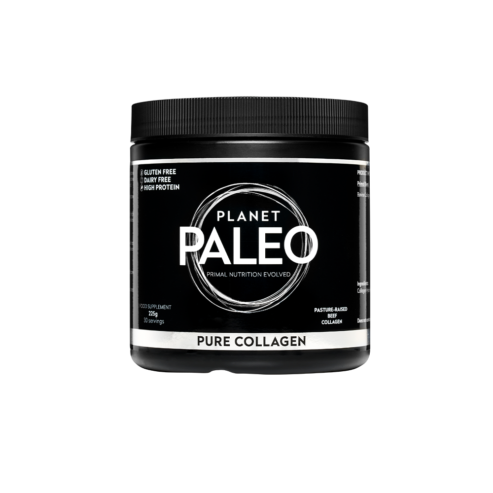 Planet Paleo Pure Collagen 225g-Gutology