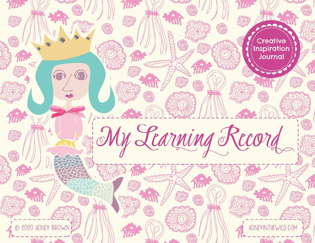 Mermaid Dreams - My Learning Record