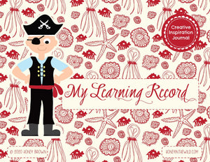 Pirate Tales - My Learning Record