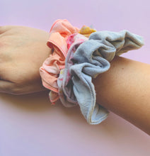 Load image into Gallery viewer, Hand Dyed Scrunchies