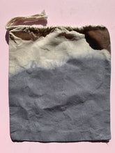 Load image into Gallery viewer, Hand Dyed Draw String Project Bags