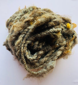 Wild Wool Yarn Natural