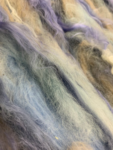 Lilac Mountains Art Batt