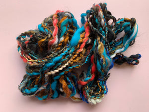 Dances with Wolves Art Yarn