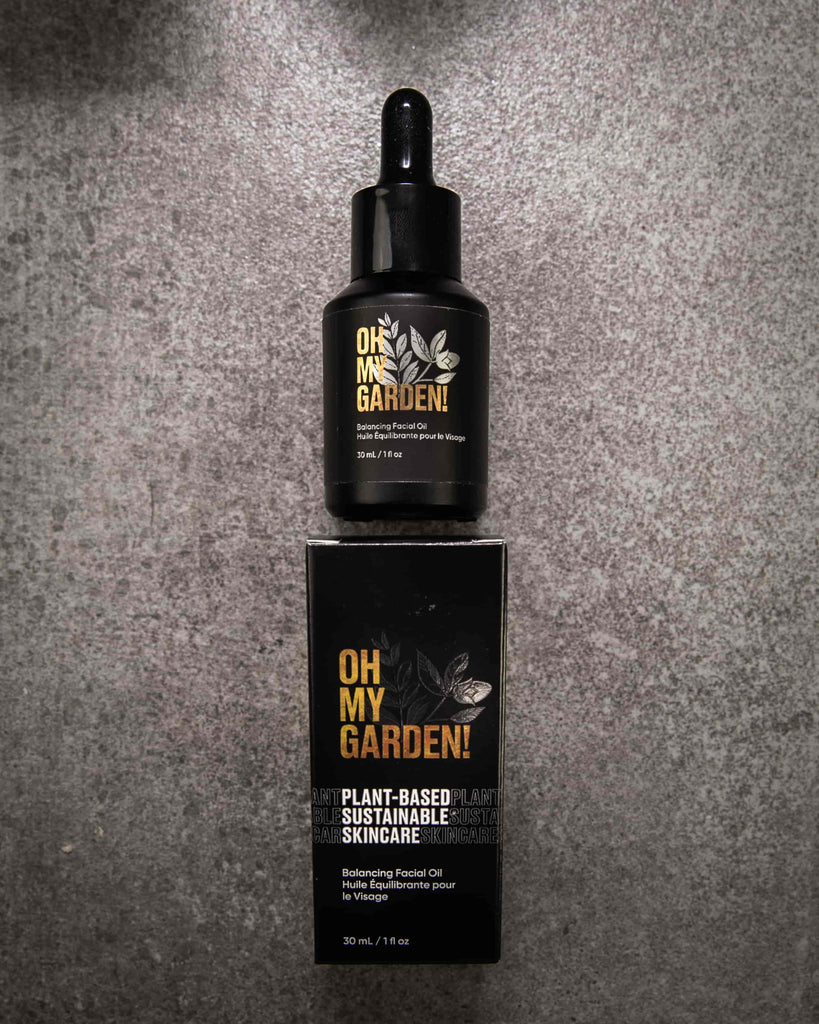 Oh My Garden! Balancing Facial Oil