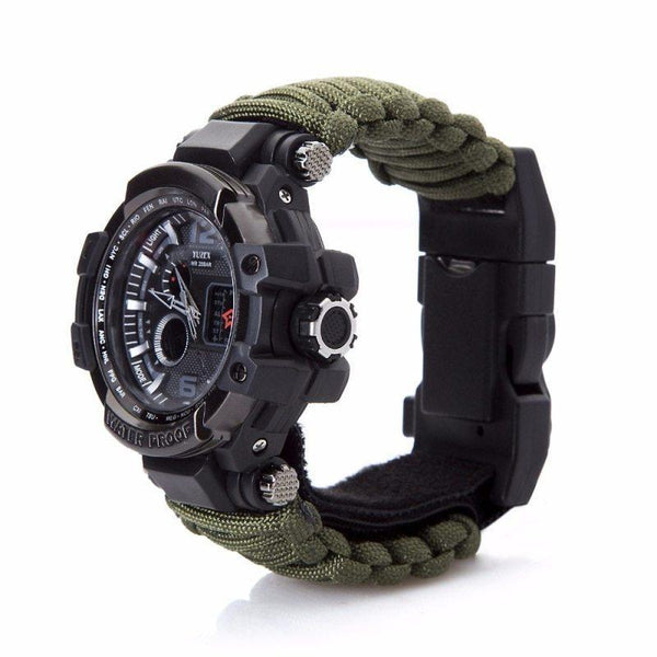 9 in 1 Survival Watch