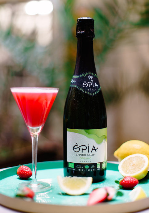 Rețetă Cocktail 0%: ÔPIA CAPELLA
