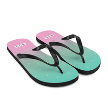 Load image into Gallery viewer, Two Tone Womens Flip-Flops