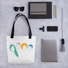Load image into Gallery viewer, SDARR Doctors Tote Bag