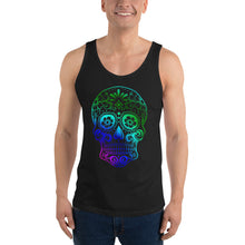 Load image into Gallery viewer, Día de los Muertos Mens Vest/Tank Top