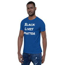 Load image into Gallery viewer, Black Lives Matter Mens T-Shirt