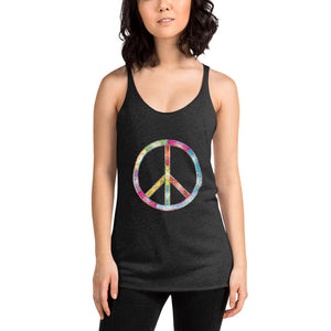 Peace Design Womens Vest/Tank Top