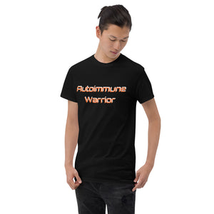 Autoimmune Warrior Mens T-Shirt