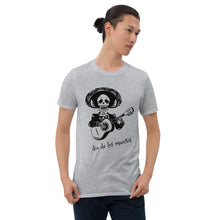 Load image into Gallery viewer, Día de los Muertos Mariachi Mens T-Shirt