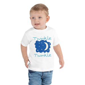 Twinkle Twinkle Boys Toddler T-Shirt
