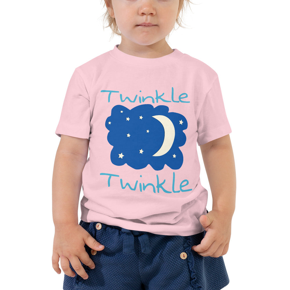 Twinkle Twinkle Girls Toddler T-Shirt