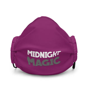 SDARR Midnight Magic Premium Purple Face Mask