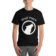 Load image into Gallery viewer, Wolf Pack Logo Mens T-Shirt