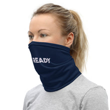Load image into Gallery viewer, SDARR Stay Ready Navy Face Mask/Neck Gaiter