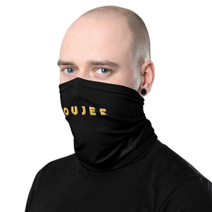 SDARR Boujee Black Face Mask/Neck Gaiter