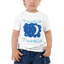 Load image into Gallery viewer, Twinkle Twinkle Girls Toddler T-Shirt