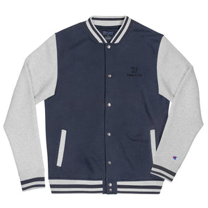 Fabs & Co x Champion Baseball Jacket