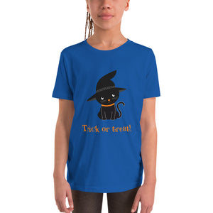 Halloween Trick or Treat Girls T-Shirt