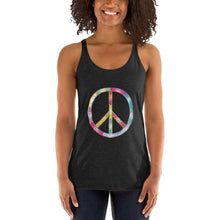 Load image into Gallery viewer, Peace Design Womens Vest/Tank Top