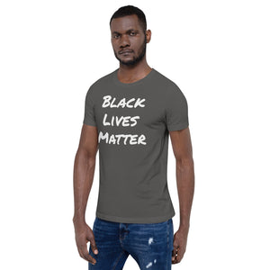Black Lives Matter Mens T-Shirt