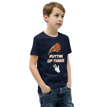 Load image into Gallery viewer, Putting Up Threes Boys T-Shirt