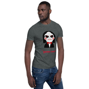 Halloween Game Over Mens T-Shirt