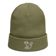 Load image into Gallery viewer, White Logo Beanie