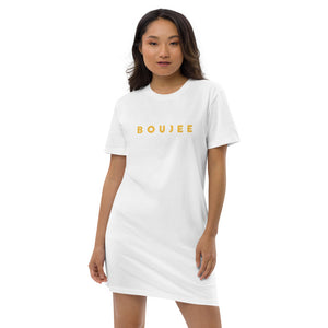 Boujee Womens T-Shirt Dress