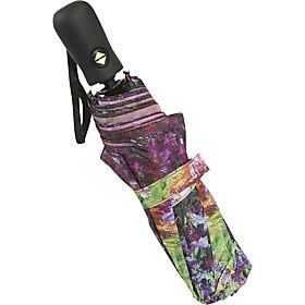 Monet's Garden Folding Umbrella