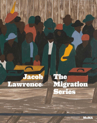 Jabob Lawrence: The Migration Series