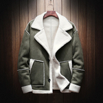 Load image into Gallery viewer, Fur Winter Jacket